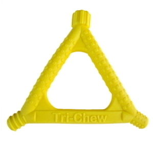 [ARK]트라이츄(노랑색)/Beckman Tri-Chew Yellow| Oral Motor Chew Tools | ARK Therapeutic/TCYellow_AR (3개 이상 주문가능) 미국수입품